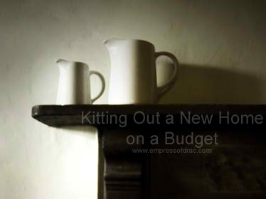 Kitting Out a New Home on a Budget