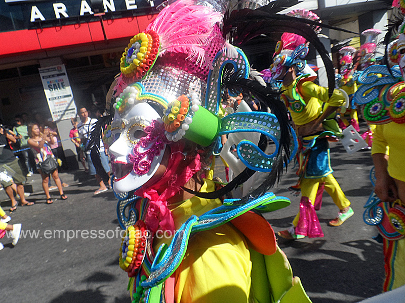 Masskara Festival 2013: A Glimpse of the Street Dancing Parade (Photos)