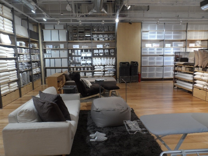 MUJI Store Cebu Philippines - Furniture