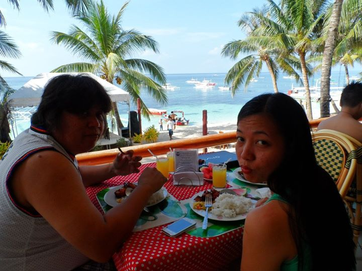 Alona Beach Panglao Island Bohol #TravelReview2013 (Photos)