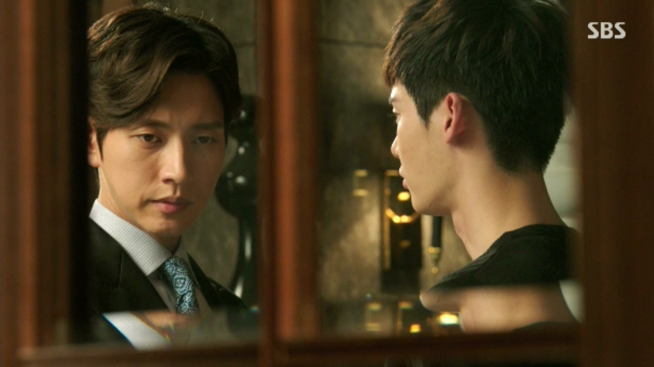 Doctor Stranger Episode 18 Jae Joon Telling Hoon to Take Good Care of Soo Hyun