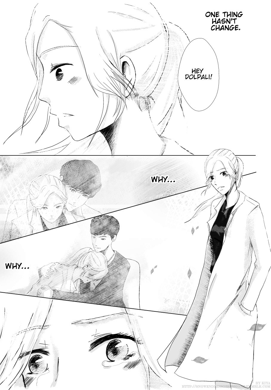 Park Hoon and Soo Hyun Happy Ending - Doctor Stranger Page 3