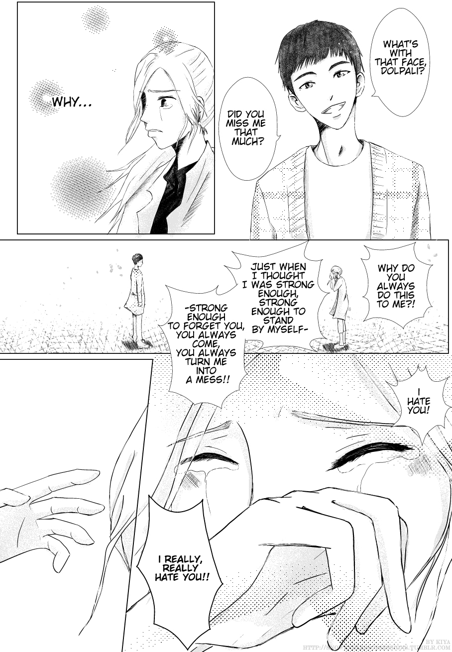 Park Hoon and Soo Hyun Happy Ending - Doctor Stranger Page 4