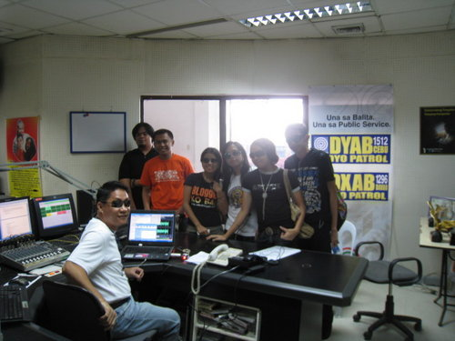 Cebu Bloggers Society DYAB Guesting 7 years ago