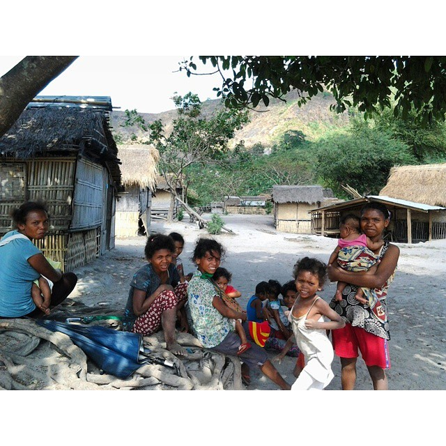 The Aetas in Tarukan, Tarlac. #FilipinoNatives #Aetas #Tarlac #Natives #AetaVillage