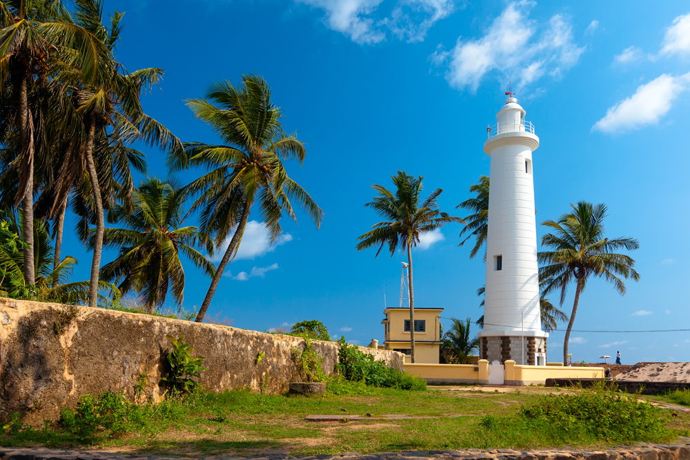 Galle Fort, Galle - Shutterstock
