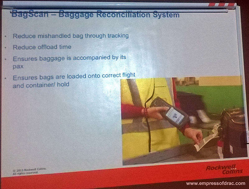 Mactan Cebu International Airport Baggage Reconciliation System
