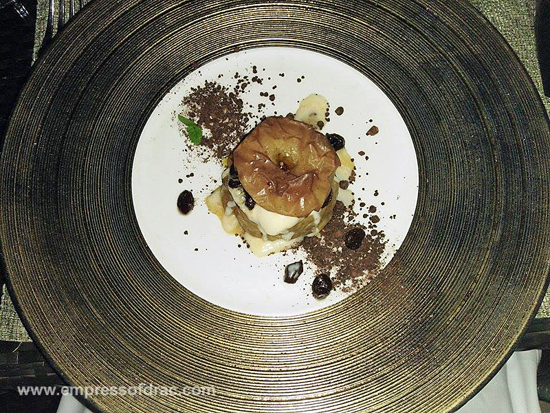 Cowrie Cove Shangrila Mactan Oven Roasted Apple Raisin Vanilla Ice Cream2