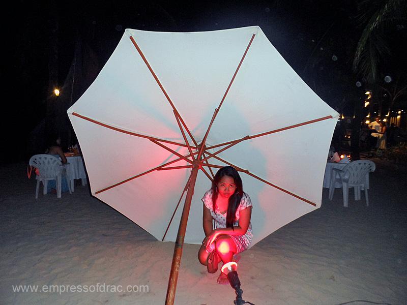 Empress Of Drac - Boracay Island 2013