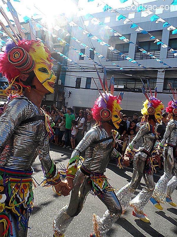 Bacolod 2013 Masskara Festival 11