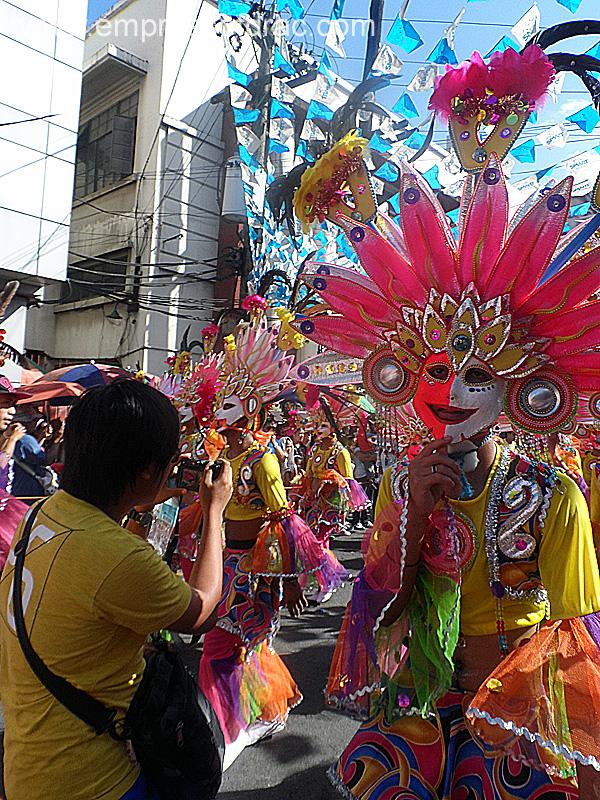 Bacolod 2013 Masskara Festival 5