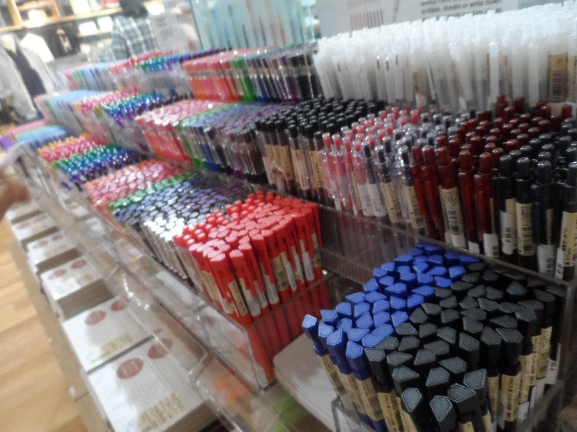 MUJI Store Cebu Philippines - Educational Supplies