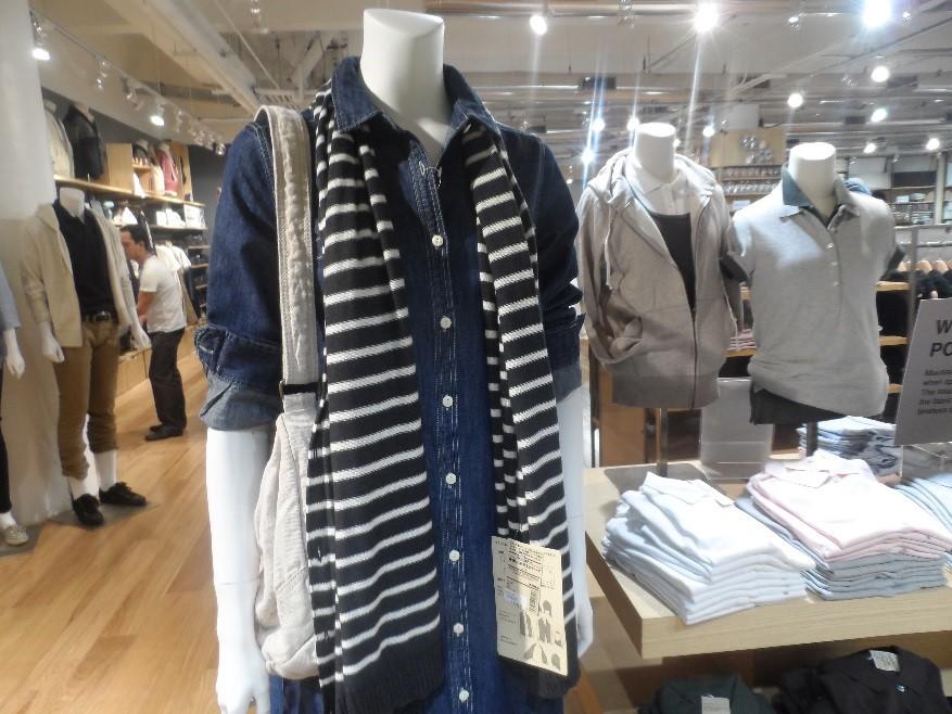 MUJI Store Cebu Philippines - Fashion