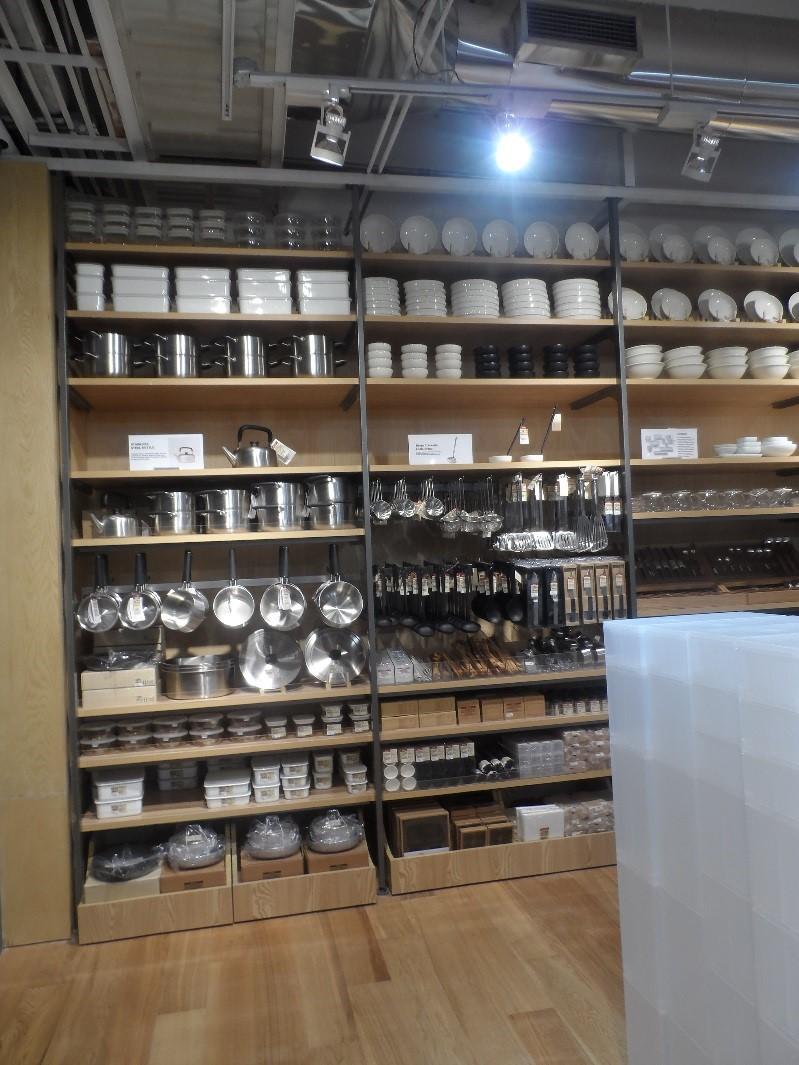 MUJI Store Cebu Philippines - Kitchen