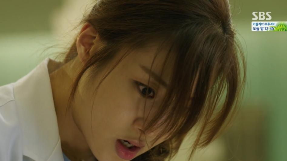 Soo Hyun slapped by a thug - Doctor Stranger