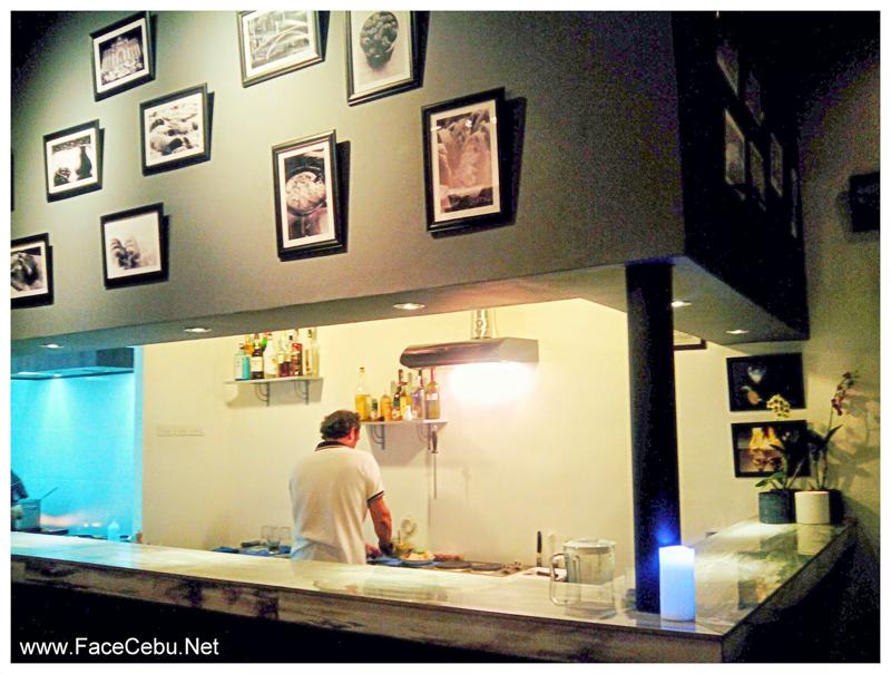 Chef Stefanno of La BUSA Italian Restaurant and Bar Lahug Cebu