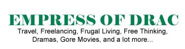 Best Cebu Blogs Awards 2014 Blog Partner - Empress Of Drac