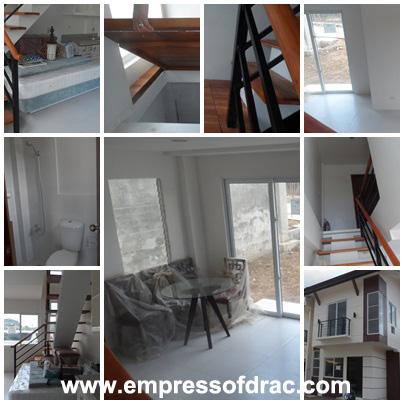 Harmonis Residences Ground Floor Actual Model Unit