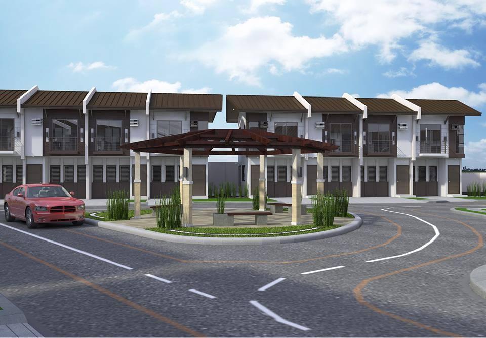 Harmonis Residences Lagtang Talisay Cebu - Gazebo