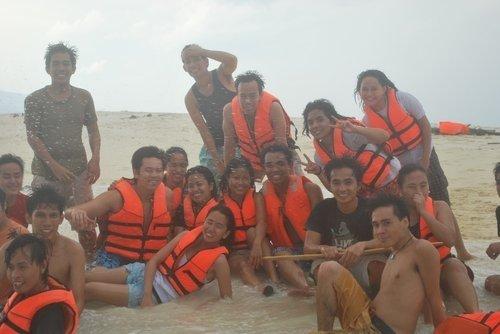 Cebu Bloggers Society Sandstorm experience 2009 2