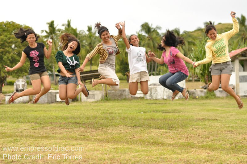Cemetery Pitogo Island Bohol - JumpShot Final