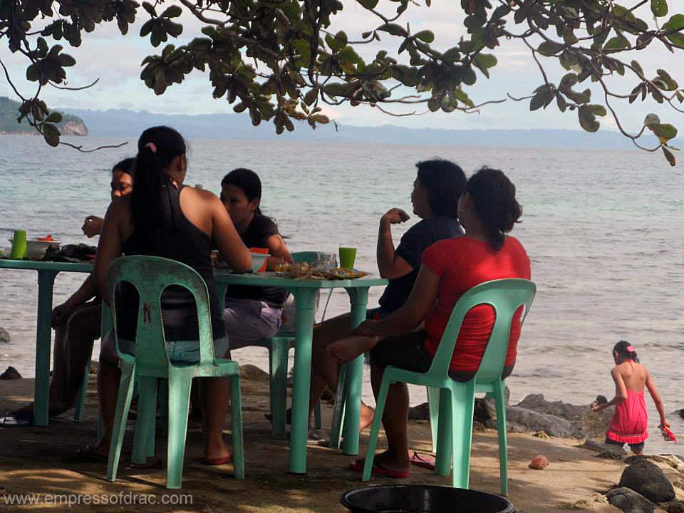 Kabangkalan Beach Pitogo Island Bohol