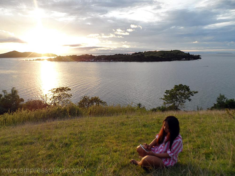 Moto hills in Pitogo Island Bohol