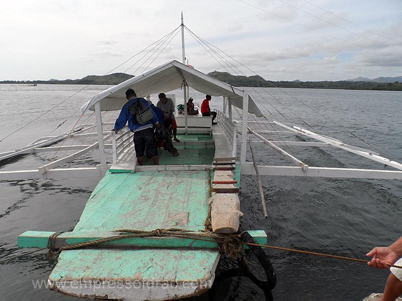 Motor Boat - Pitogo Island President Carlos P Garcia Bohol