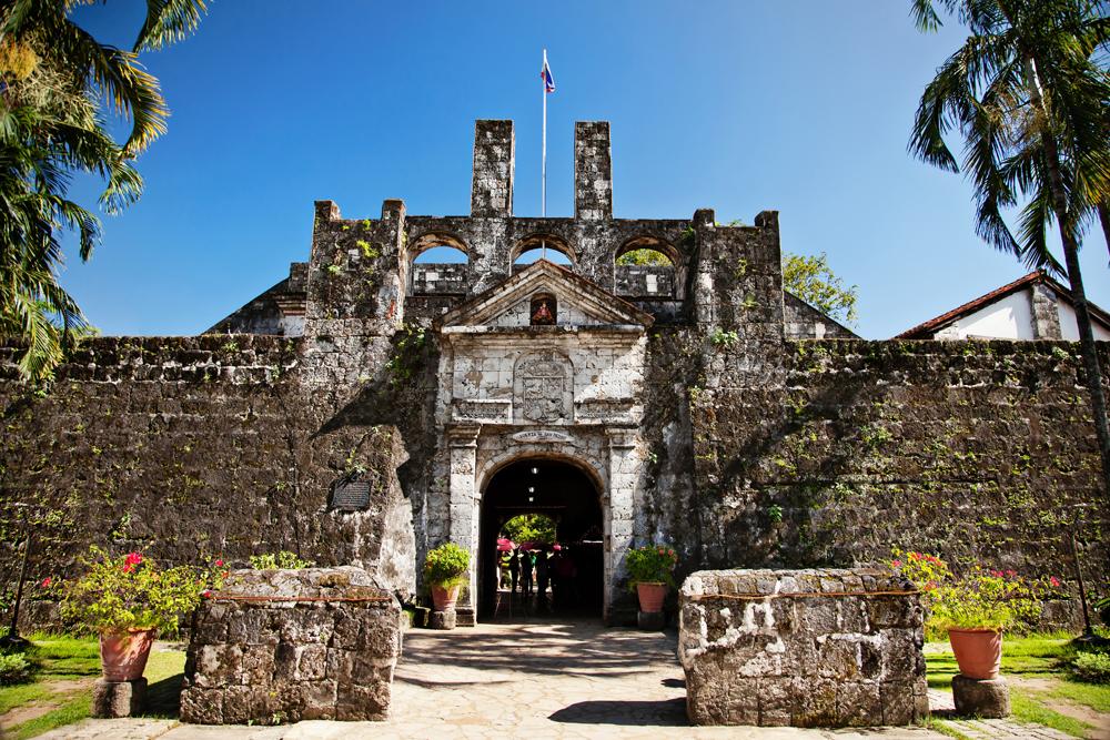 Fort San Pedro, Cebu - Shutterstock