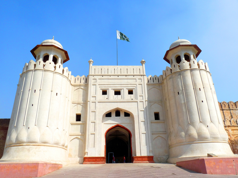 Lahore Fort, Lahore - Shutterstock