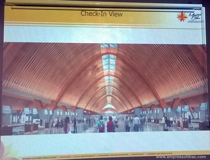 Mactan Cebu International Airport Terminal 2 Check In View